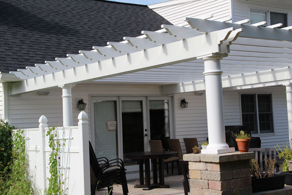 Why the Posts of a Pergola are Important