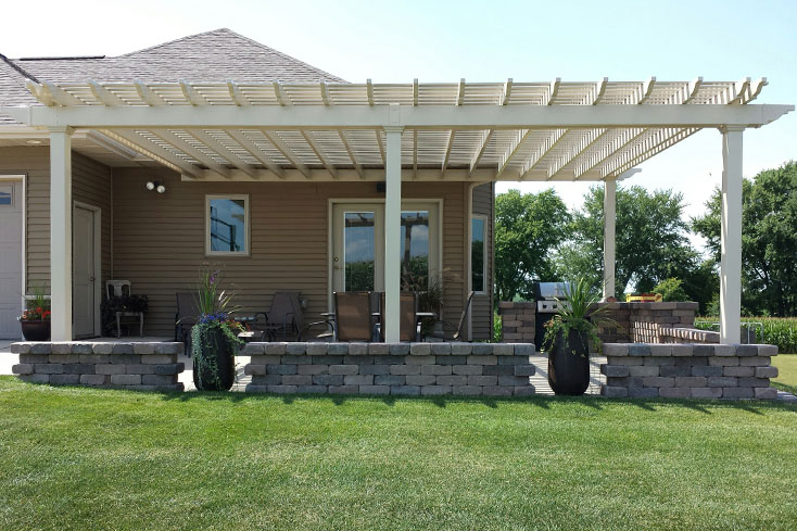 how much value will a pergola add to your home