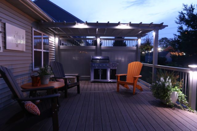 Pergola Lighting