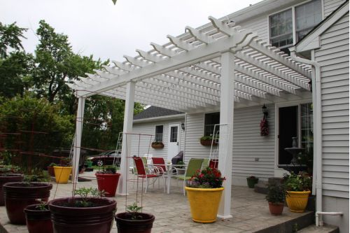 Purpose of a Pergola