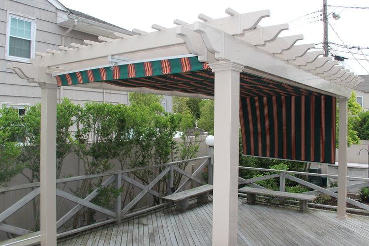 Pergola Canopies