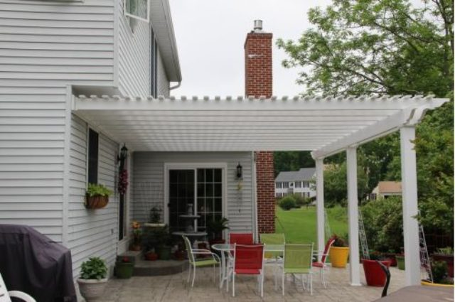 vinyl pergola for sale Chadds Ford PA
