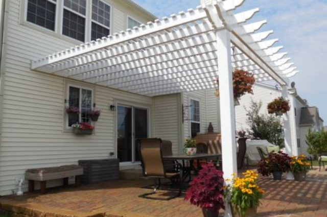 Vinyl Pergolas for sale in Lockport, IL