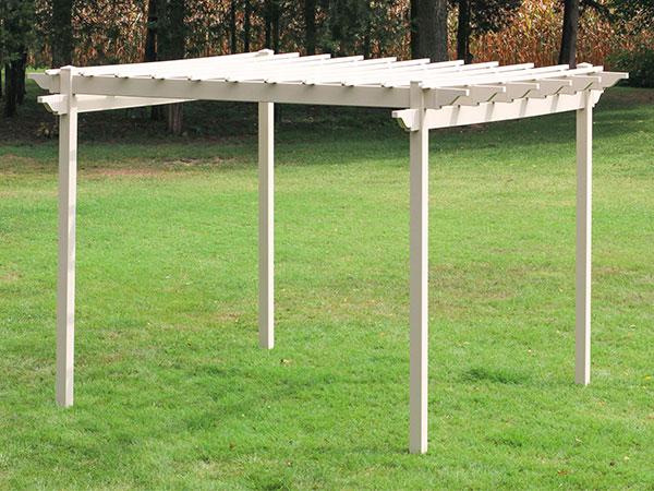 Small Free Standing Pergola For Sale Backyard Pergolas