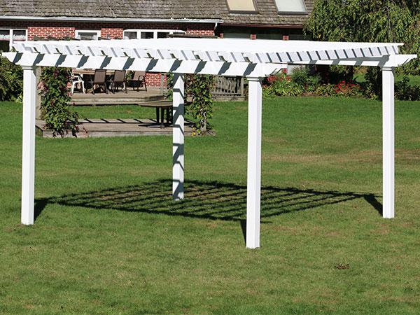 Small Free-Standing Pergola For Sale | Backyard Pergolas