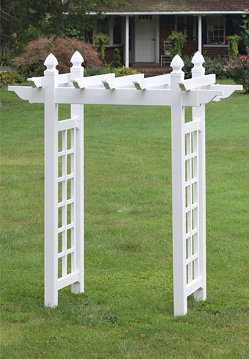 plymouth arbor design