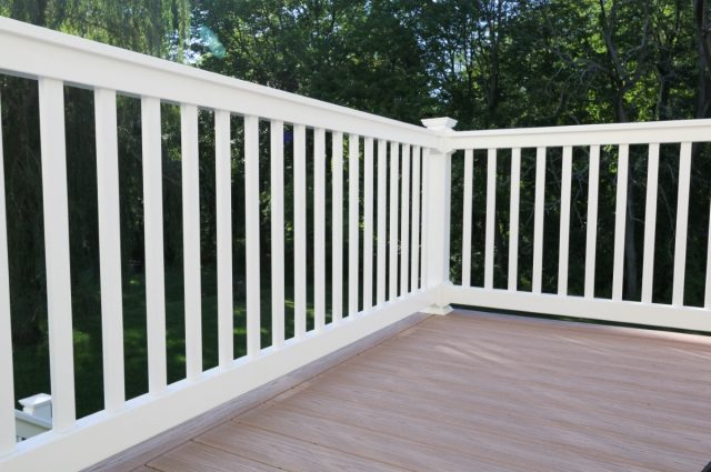 "Conrad Vinyl ""STD"" Baluster Stair Sections"