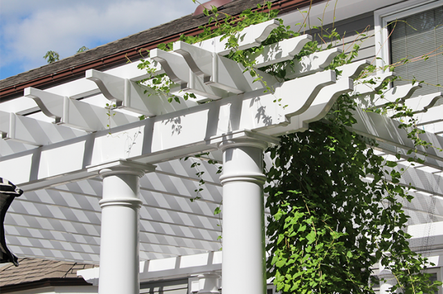 Where to Buy Pergolas: Craftsmen or Big Box Stores