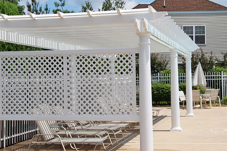 what is the purpose of a pergola