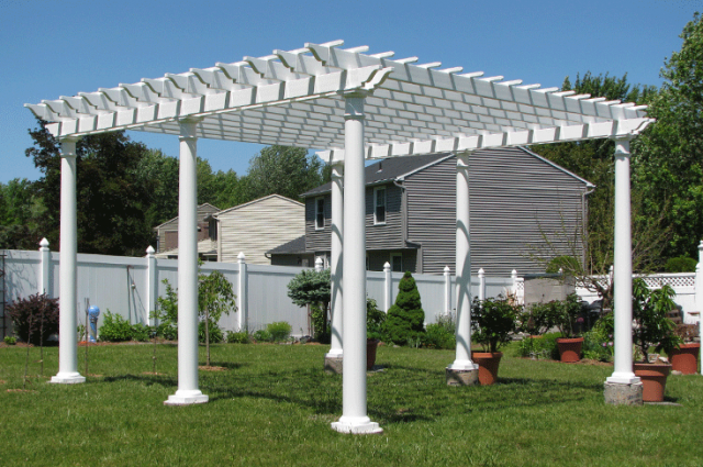 What Should a Vinyl Pergola Cost?