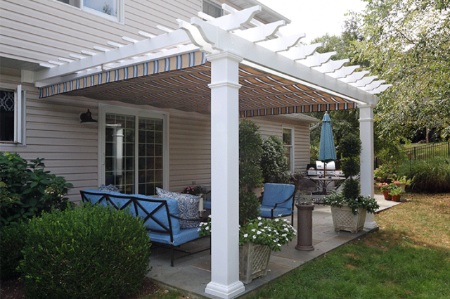 Small Pergola Ideas & Designs