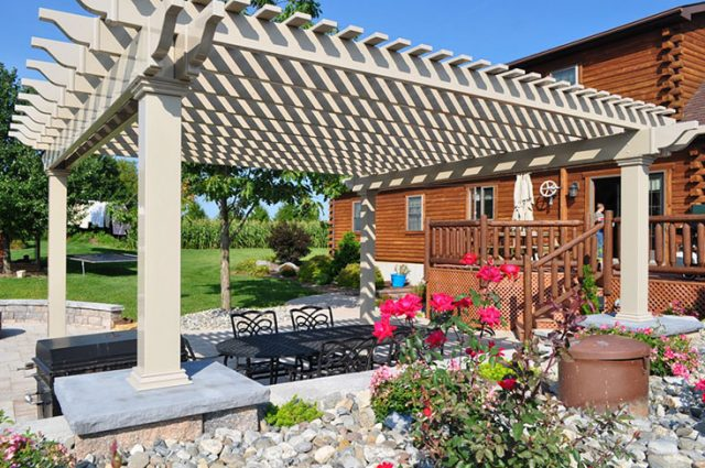 How to Design a Pergola: 5 Easy Steps
