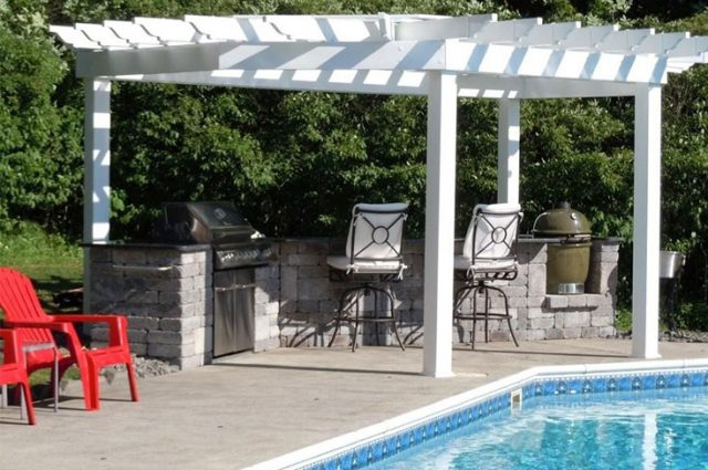 BBQ Pergola: Inspiration and Ideas
