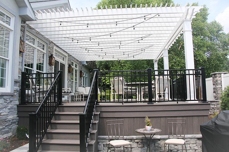 diy outdoor living space ideas